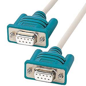 【期間限定価格】RS-232Cケーブル(インタリンク・クロス・2m)