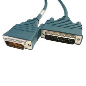 【クリックでお店のこの商品のページへ】RS-232Cケーブル(シスコルータ用・3m) LA-232MT-3L