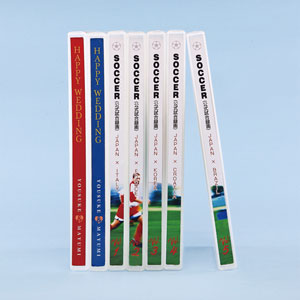 DVDトールケース用背ラベル