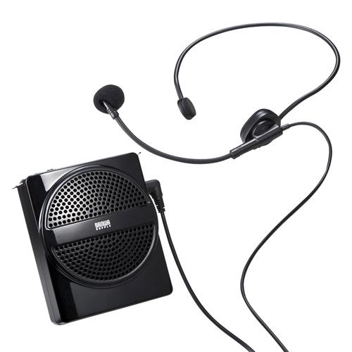 【期間限定価格】ハンズフリー拡声器スピーカー