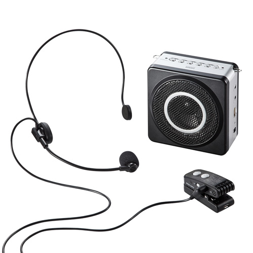 【期間限定価格】ワイヤレスポータブル拡声器(18W)