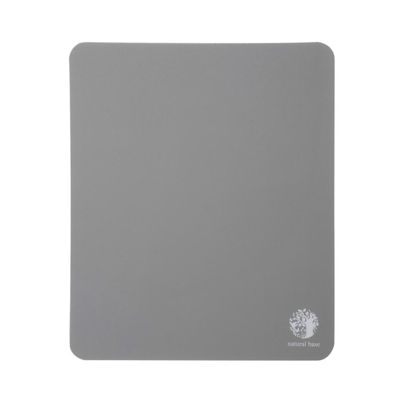 ベーシックマウスパッドnatural base(ブラック) サンワダイレクト サンワサプライ MPD-OP54BK