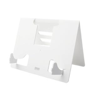 【クリックで詳細表示】iPad2スタンド(組み立て式) MR-IPADST2