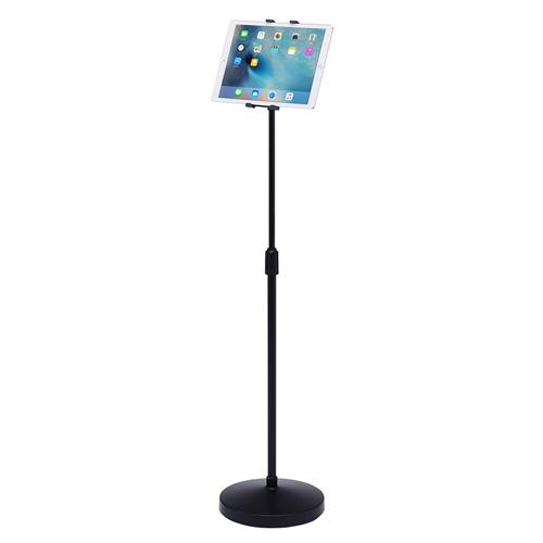 iPad・タブレットスタンド(7~13インチタブレット対応・9.7/12.9インチiPad Pro、iPad Air、iPad、iPad mini対応・高さ可変機能付き)