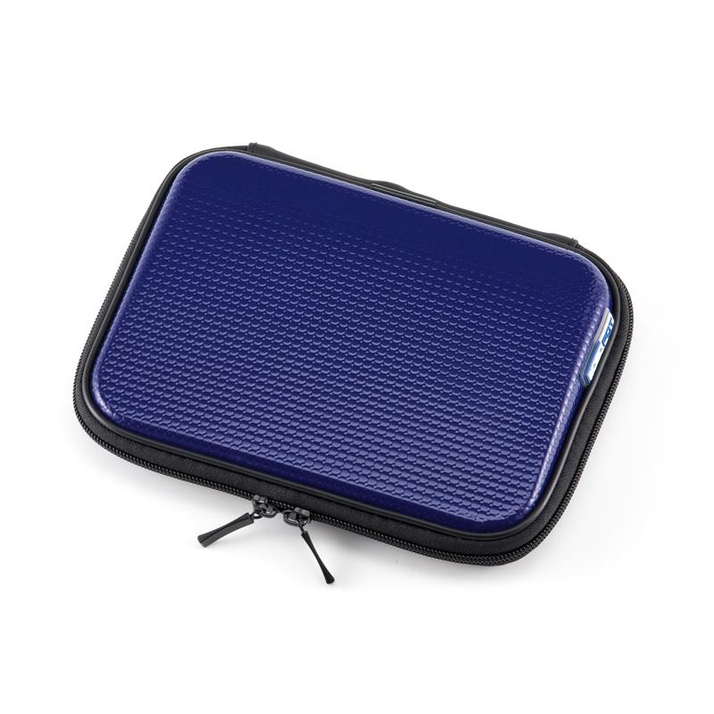 【わけあり在庫処分】電子辞書ケース(衝撃吸収ハードタイプ・ブルー) サンワダイレクト サンワサプライ PDA-EDC30BL