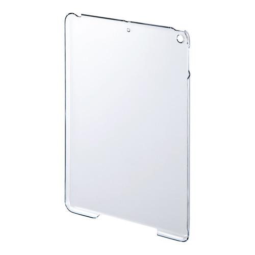 【わけあり在庫処分】9.7インチ iPad 2017モデル ハードカバー(クリア)