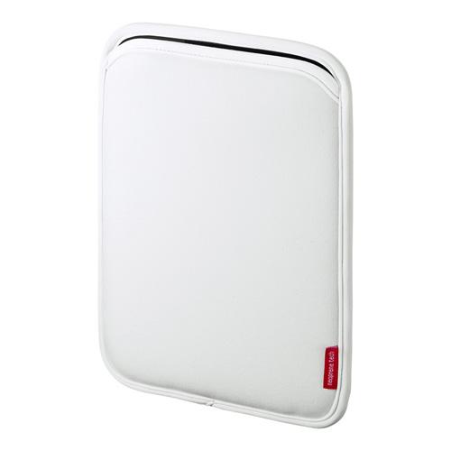 【わけあり在庫処分】iPad Air 2 スリップインケース(ホワイト)