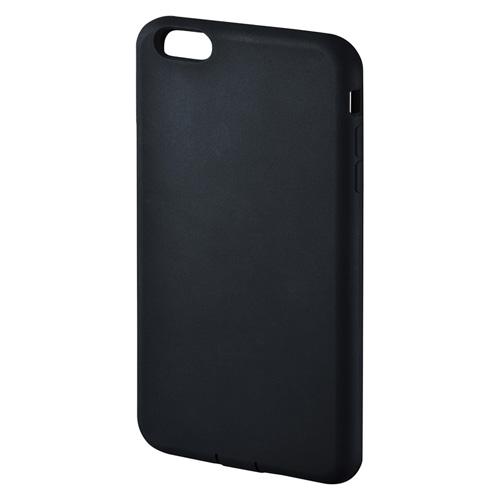 80e390fa1d iPhone 6 Plus/6s Plus シリコンケース ブラック PDA-IPH008BKの販売商品 ...