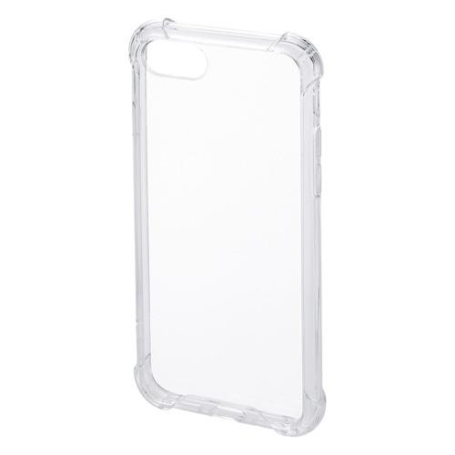 iPhone 7/8 耐衝撃ケース(クリア)