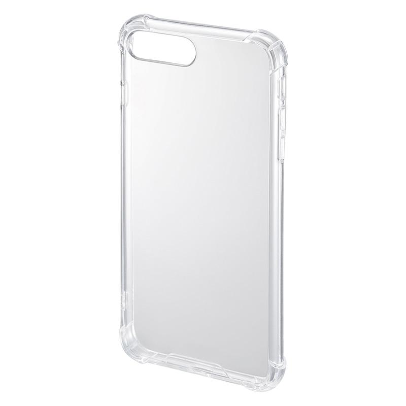 efc3b73e7c iPhone7 Plus/8 Plus ケース 耐衝撃 PDA-IPH015CLの販売商品 |通販なら ...