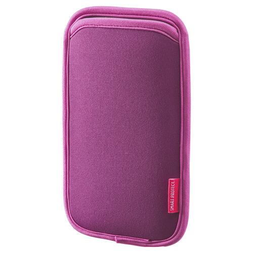 マルチスマートフォンケース(5.5インチ用・ピンク)