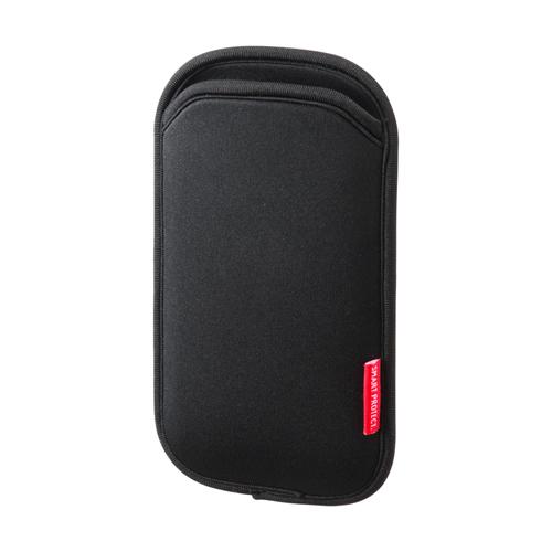 【期間限定価格】5インチスマートフォンケース(ブラック)