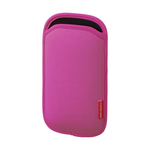 スマートフォンマルチケース(5インチ用・ピンク)