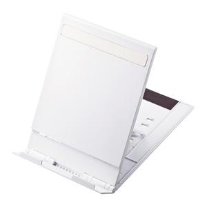 iPadモバイルスタンドホワイト