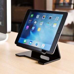 iPad収納台