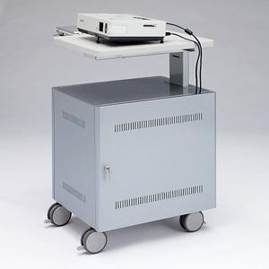 プロジェクター台(セキュリティ・W470 x D550)