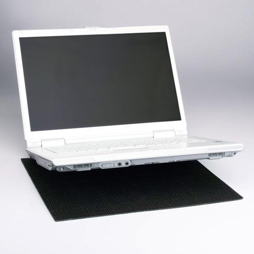 耐震ノートパソコンマット