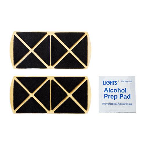QL-E87、88、89、91用 交換テープ・アルコールパッド(耐震・テープ2枚、パッド1枚入り)