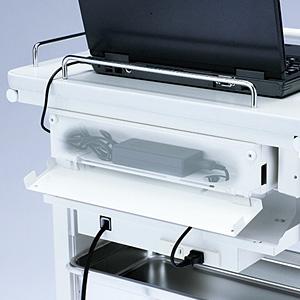 RAC-HP9SC用ACアダプタ収納ボックス(W440×D60mm)