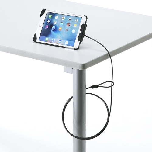 iPad mini4/mini 3/mini 2/mini対応セキュリティ(ブラック)