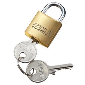 【クリックでお店のこの商品のページへ】eセキュリティ(南京錠小・鍵No.3) SLE-2L-3