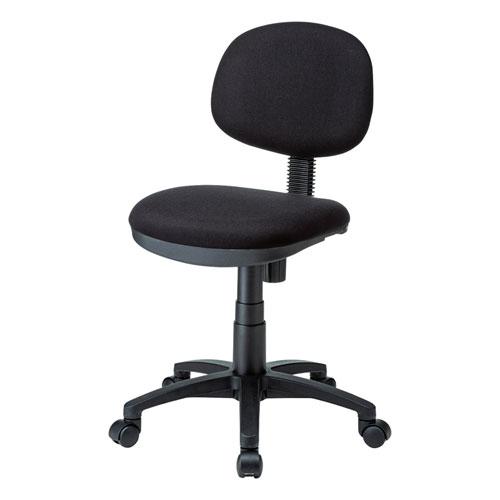 オフィスチェア(高耐荷重・環境配慮・低ホルムアルデヒド・ブラック)
