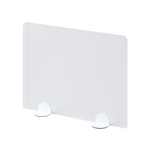 デスクトップパネル(置き型・W450×D105×H360mm・ホワイト)