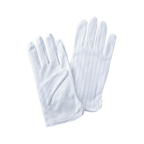 静電気防止手袋(滑り止め付き・Mサイズ)