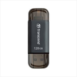 Transcend Lightning・USBメモリ 128GB JetDrive Go 300 USB3.1(Gen1)対応 TS128GJDG300K