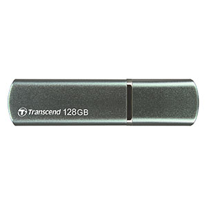 Transcend USBメモリ 128GB USB3.2(Gen1) JetFlash 910 TS128GJF910