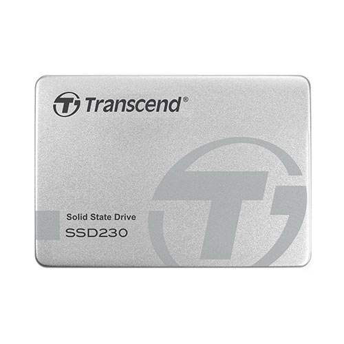 Transcend 128GB 2.5インチ SATAIII SSD TS128GSSD230S
