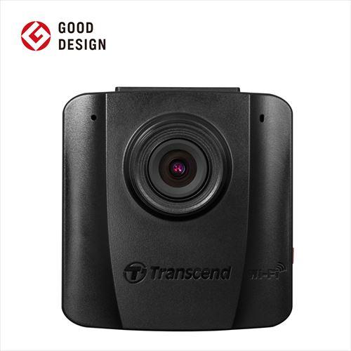 Transcend Wi-Fi対応ドライブレコーダー 吸盤固定仕様 DrivePro 50 TS16GDP50M