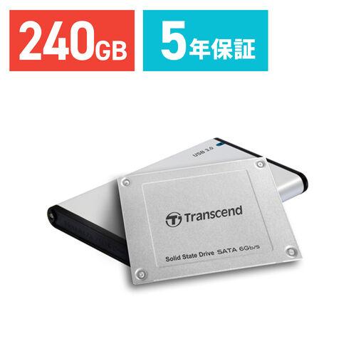 トランセンド SSD MacBook Pro/MacBook/Mac mini専用アップグレードキット 240GB TS240GJDM420 JetDrive 420