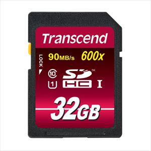 Transcend SDHCカード 32GB Class10 UHS-I対応 Ultimate TS32GSDHC10U1