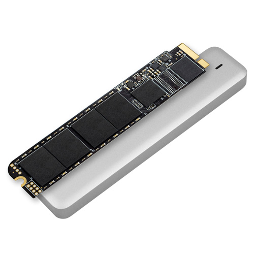 トランセンド SSD  Macbook Air専用アップグレードキット 480GB TS480GJDM520 JetDrive 520