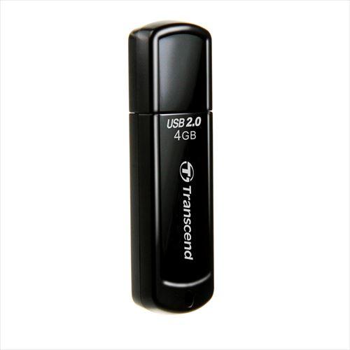 Transcend USBメモリ 4GB JetFlash 350 TS4GJF350