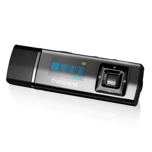 【クリックでお店のこの商品のページへ】Transcend MP3プレーヤー T.sonic320 MP320 8GB(FMラジオ搭載) TS8GMP320