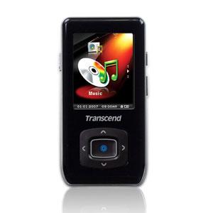 【クリックでお店のこの商品のページへ】Transcend MP3プレーヤー T.sonic 850 8GB(FMラジオ搭載) TS8GMP850