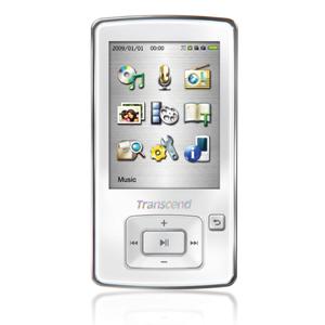 【クリックでお店のこの商品のページへ】Transcend MP3プレーヤー T.sonic 860 8GB(FMラジオ搭載) TS8GMP860