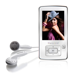 【クリックでお店のこの商品のページへ】Transcend MP3プレーヤー T.sonic 870 8GB(FMラジオ搭載) TS8GMP870