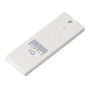 【クリックでお店のこの商品のページへ】USB2.0フラッシュディスク(1GB) UFD-S1G2