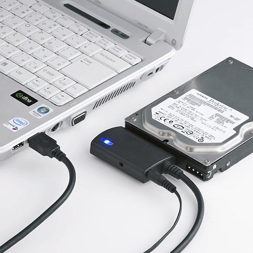 【増税前!期間限定価格】SATA-USB3.0変換ケーブル