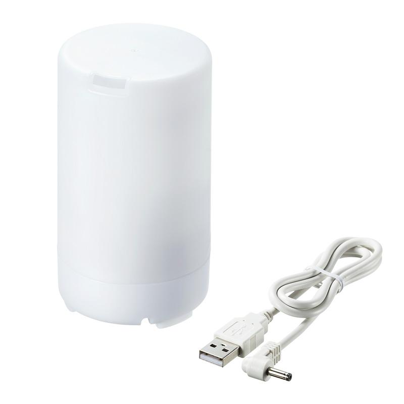 USB加湿器 サンワダイレクト サンワサプライ USB-TOY83W