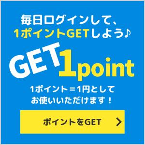 GetPoint、ポイントゲット、ポイント獲得